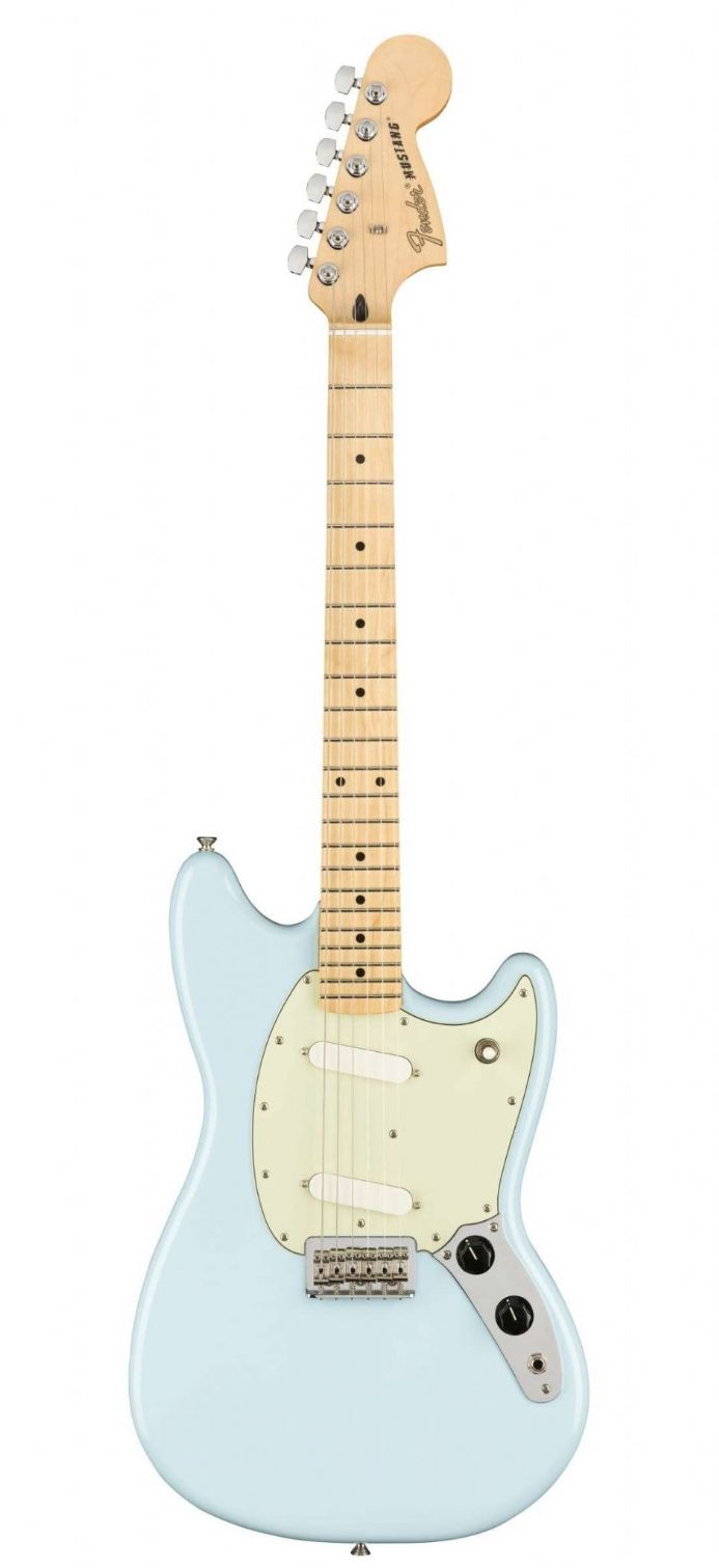 Fender Player Mustang  MN Sonic Blue